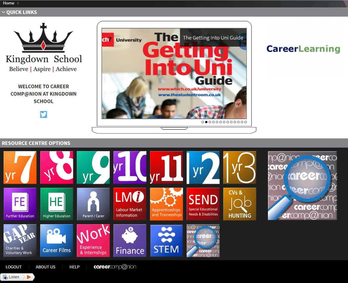 Careers Image Website